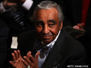 House ethics committee investigators have recommended that Rep. Charlie Rangel be reprimanded.