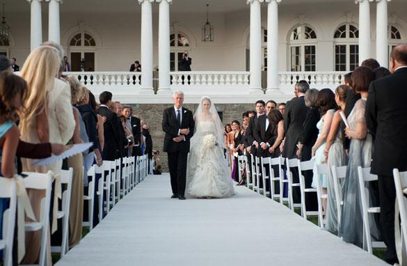 Chelsea Clinton's wedding photos