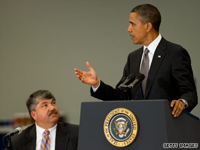 President Obama ripped GOP principles Wednesday in a speech in front of AFL-CIO leaders.