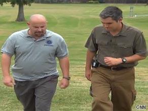 CNN's Jim Acosta speaks with Craig Taffaro, president of St. Bernard Parish.