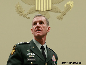 Retired Gen. Stanley McChrystal will be teaching at Yale University this fall, according to a university spokeswoman.