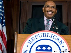 RNC Chairman Michael Steele will travel to Guam and the Northern Mariana Islands next week.