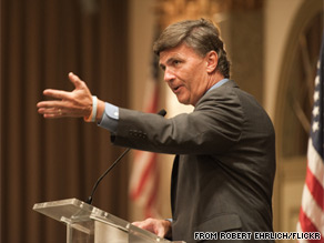 Former Maryland Gov. Robert Ehrlich will win Maryland's Republican gubernatorial primary and face Democratic Gov. Martin O'Malley in November.