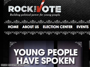 A new poll indicates that young adults are extremely invested in the 2010 midterm elections.