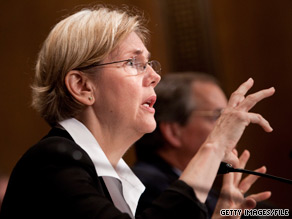 President Obama will name Elizabeth Warren to a special adviser role to help set up a new consumer protection agency.