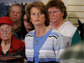 Sen. Lisa Murkowski will announce her plans to run as a write-in candidate Friday.