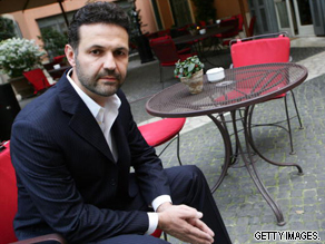 Khaled Hosseini is your Connector of the Day.