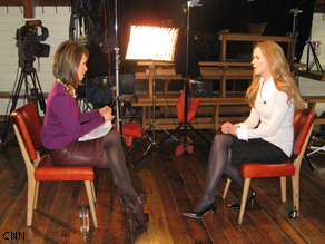 Alina Cho talks to Nicole Kidman about her work with UNIFEM.