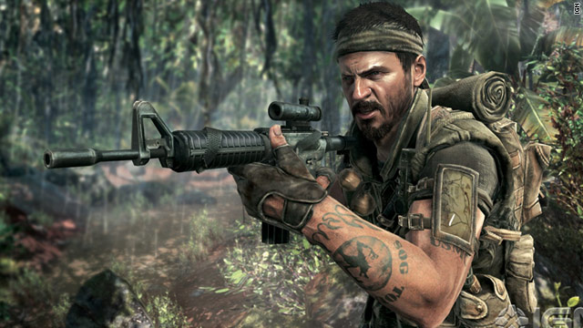 """At an average of 67 hours, """"Call of Duty: Black Ops"""" is reportedly the most-played recent game. Many others don't get finished."""