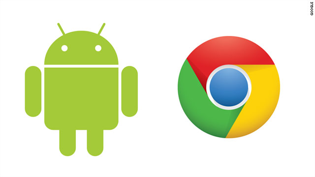 are google s android