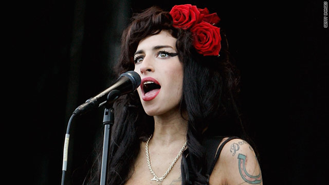 Microsoft isn't the only company that has seemingly attempted to capitalize on Amy Winehouse's death.