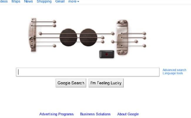 Google S Guitar Logo Plays An Encore Cnn