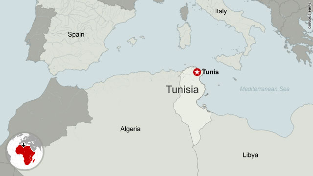 Army patrolling streets in wake of Tunisian president's departure - CNN.com