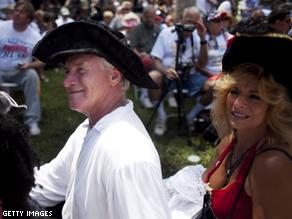 Last week's 2011 Palm Beach County Tax Day Tea Party.