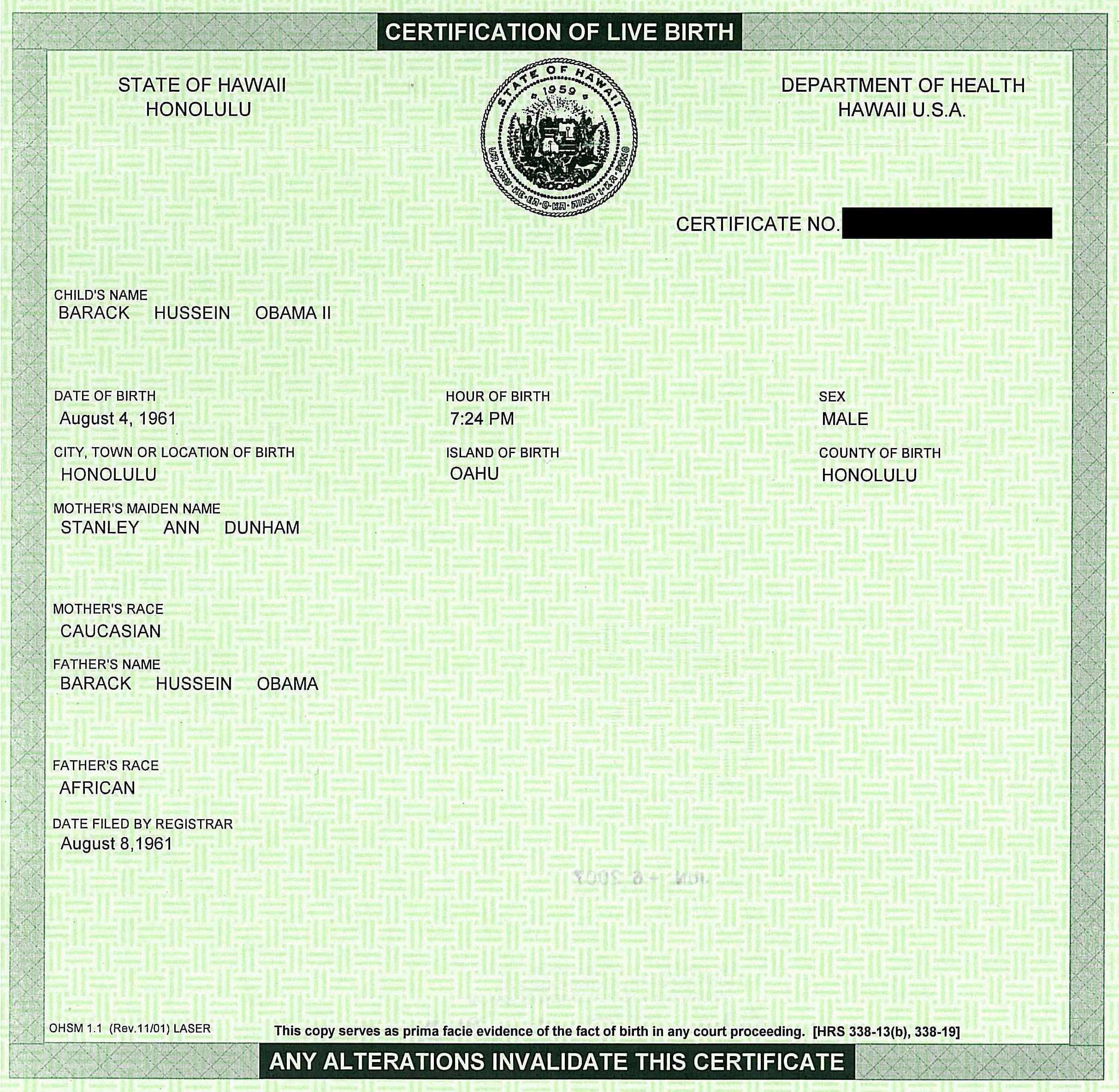 White House releases Obama's birth certificate – CNN Political ...