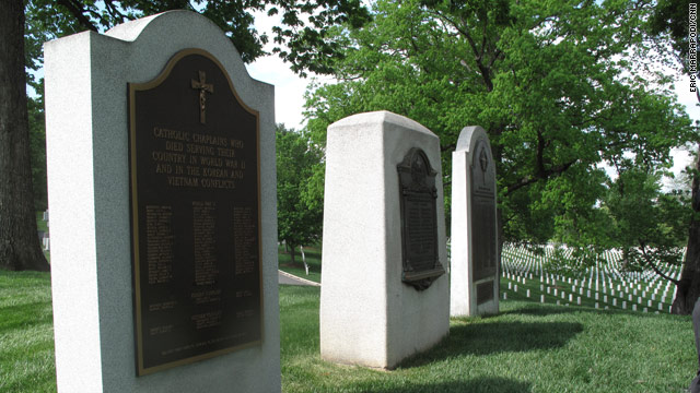 Jewish group fights for chaplain monument at Arlington