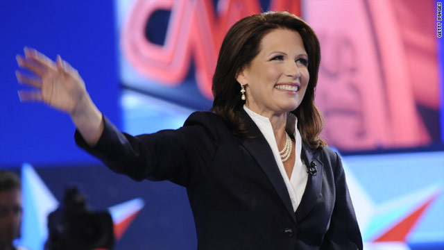 Michele Bachmann, CNN photo
