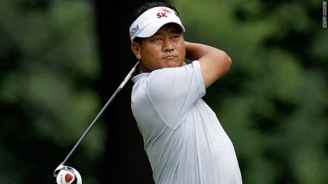 K.J. Choi is a golf god who gives back