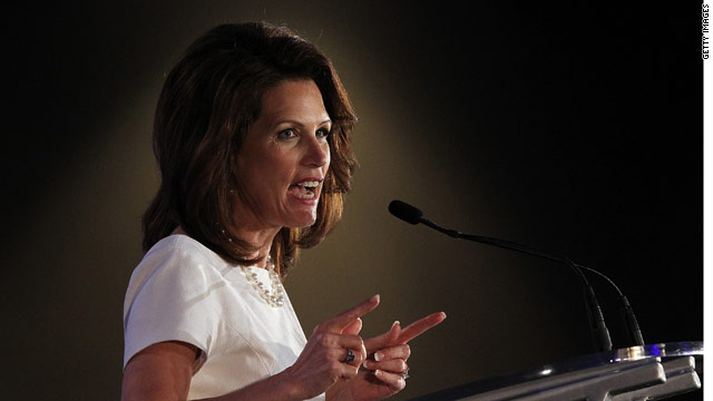 Michele Bachmann officially leaves her church