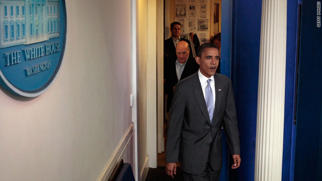 President Obama marks Ramadan