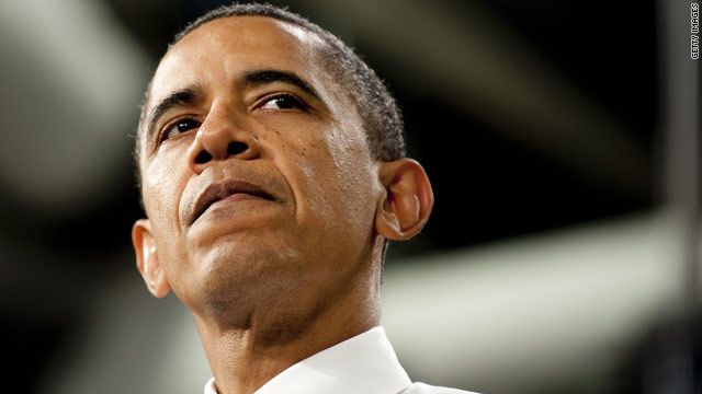 CNN/ORC Poll: Dem support for Obama's re-election fades
