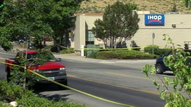 Three dead, six wounded in shooting at Carson City IHOP