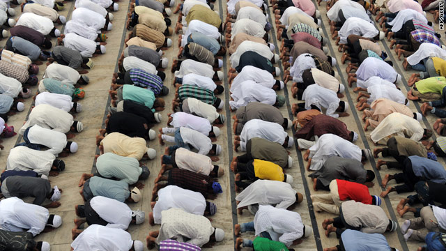 Conflict, theology and history make Muslims more religious than others, experts say