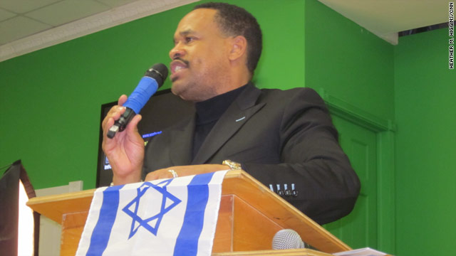 Israel's backers step up efforts to win African-American support