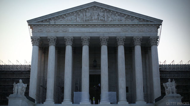 Atheist gets her day at the Supreme Court