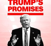 Donald Trump — keeper of promises