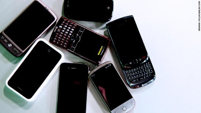 BlackBerry users in Europe, the Middle East and Africa were experiencing widespread outages Monday.