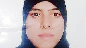 Zainab Alhusni, 19, turned up beheaded and dismembered after Syrian security forces whisked her away.