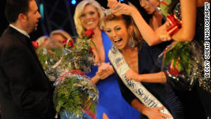 Bree Boyce was crowned Miss South Carolina on July 2. The Miss America Pageant will be January 14, 2012.