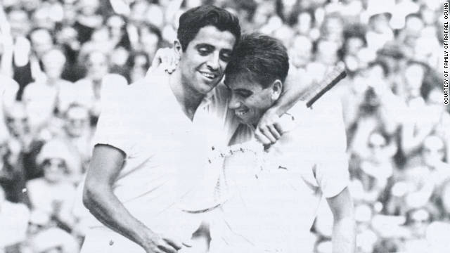 The original Rafa: The best tennis player you never knew