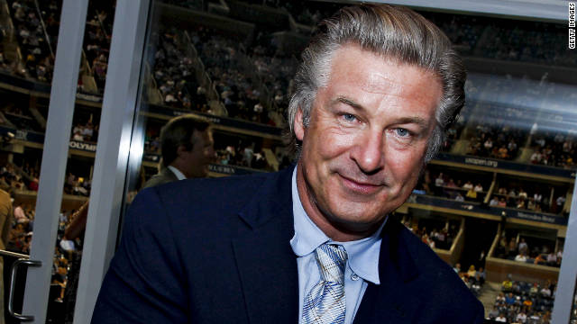 Alec Baldwin's love for the cell phone game