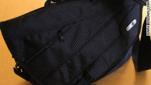 Unlike other battery-equipped bags, the Powerbag does not advertise its geekiness.