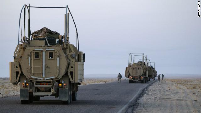 La retirada de las tropas de EE.UU. ha llevado previsiblemente a una mayor inestabilidad en Irak, dice Michael V. Hayden.
