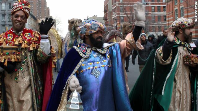 Melchor, Gaspar y Baltasar ¿en verdad eran reyes y magos?