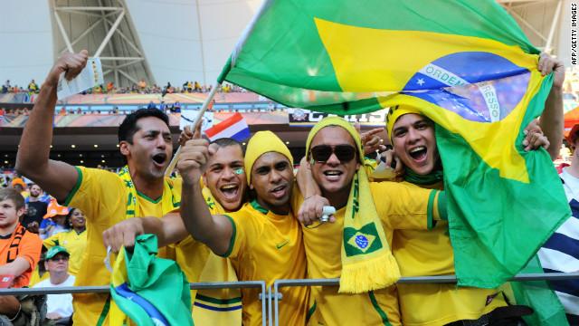 La venta de entradas para el Mundial de Brasil comienza el 20 de agosto