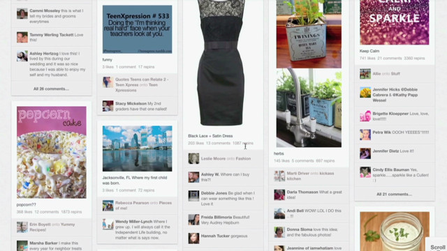 Interest. meet Pinterest: Site helps users catalog their passions - CNN.com