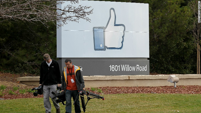 Commentator Andrew Keen says Facebook's goal is to become the operating system for the entire social web.