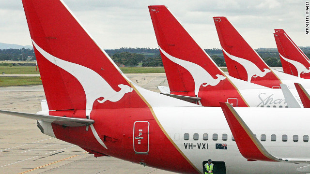 Qantas of Australia and China Eastern Airlines are to launch Hong Kong's first budget airline