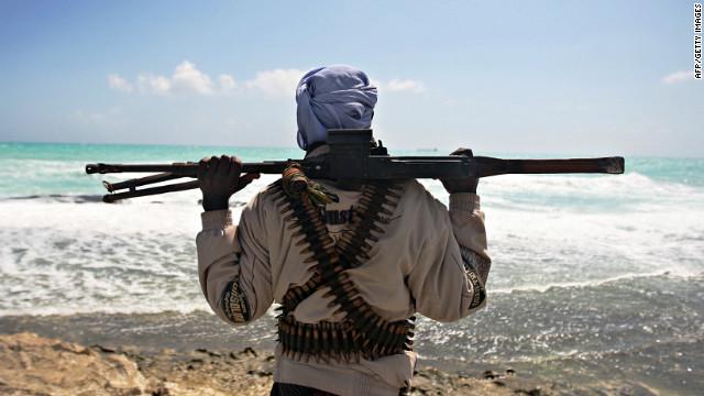 Fuerzas de la Unión Europea apunta a un ataque pirata en la costa de Somalia