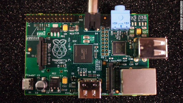 <br/>The $35 credit card-sized Raspberry Pi computer sold out within hours of its debut Wednesday.