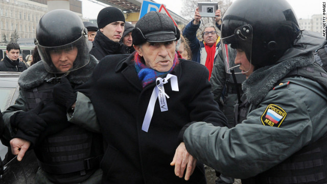 Russia's civil society crackdown continues
