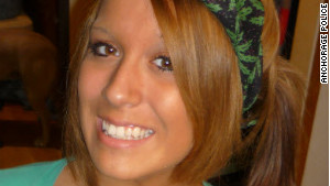Samantha Koenig was last seen on February 1.