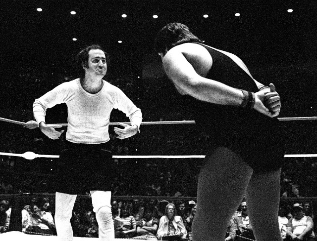 Image result for andy kaufman wrestling