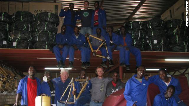 menambah lapangan pekerjaan di Zambia