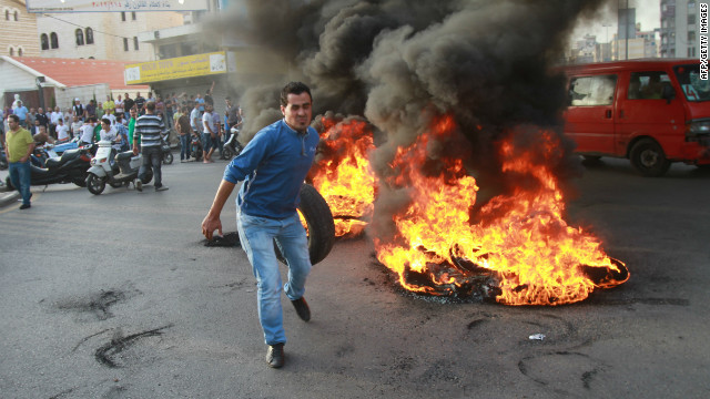 Syrian strife breeds unrest in Lebanon