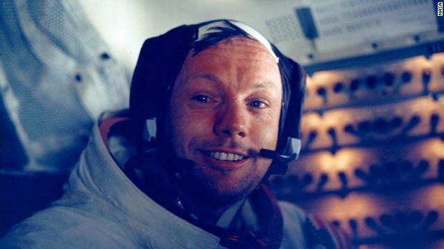 Muere el astronauta Neil Armstrong a los 82 años